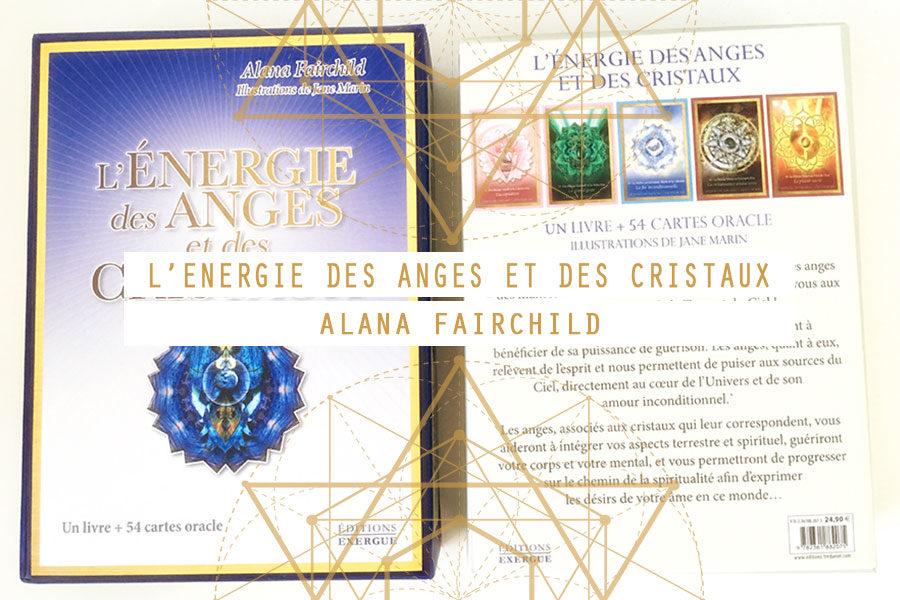 L'énergie des anges et des cristaux
